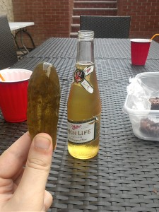 Pickle and a High Life