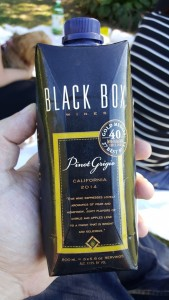 black box wines Pinot Grigio
