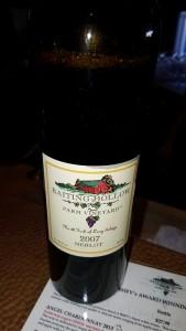 Baiting Hollow Farm Vineyard Merlot 2007