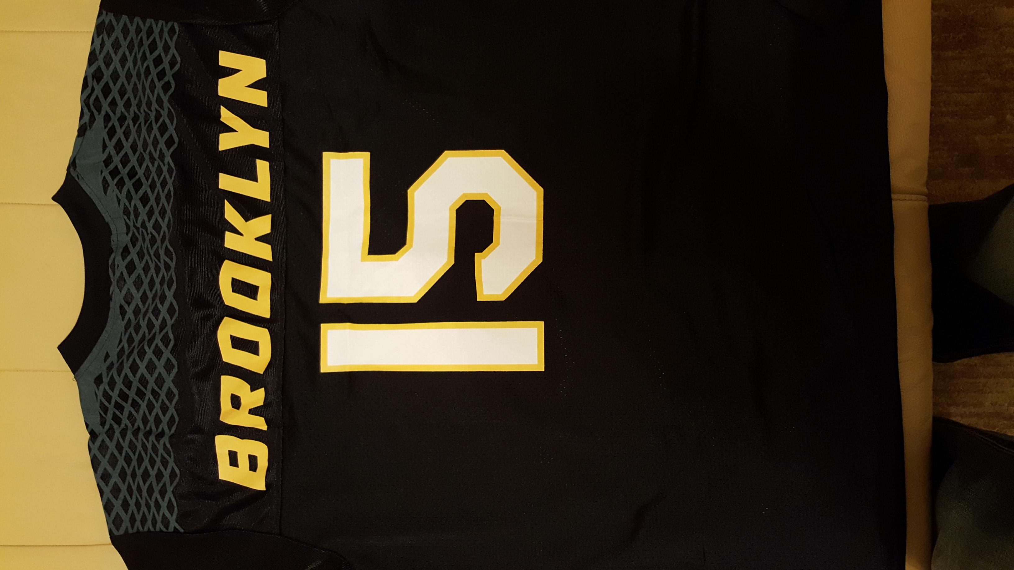 Brooklyn Bolts Jersey