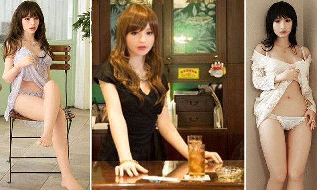 Sex Dolls that are beyond real