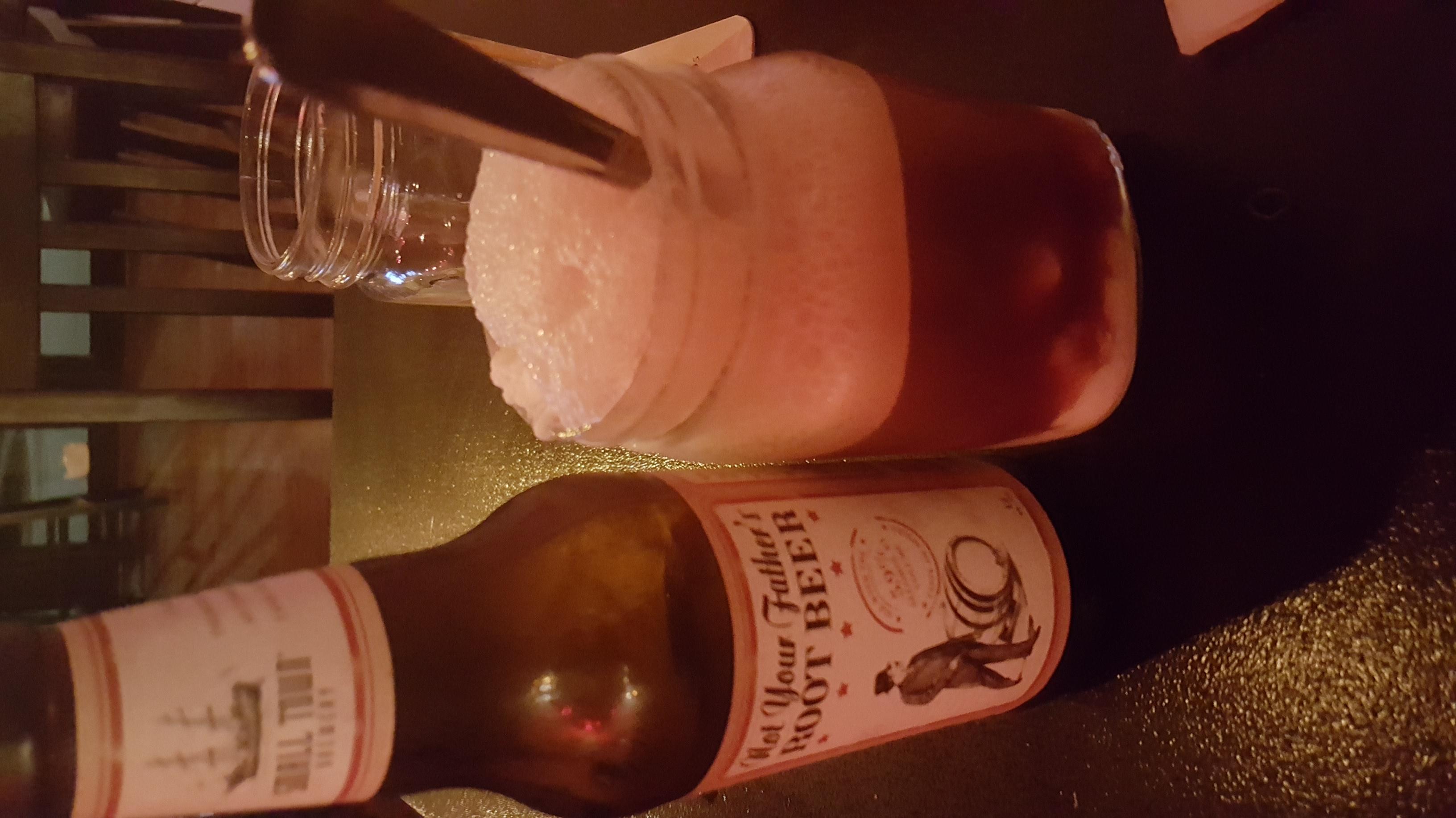 Root Beer Float Bon Chovie