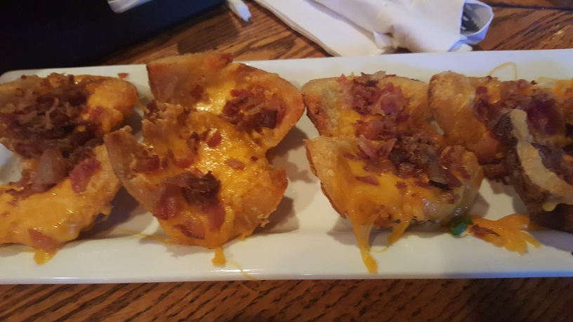 fridays potato skins