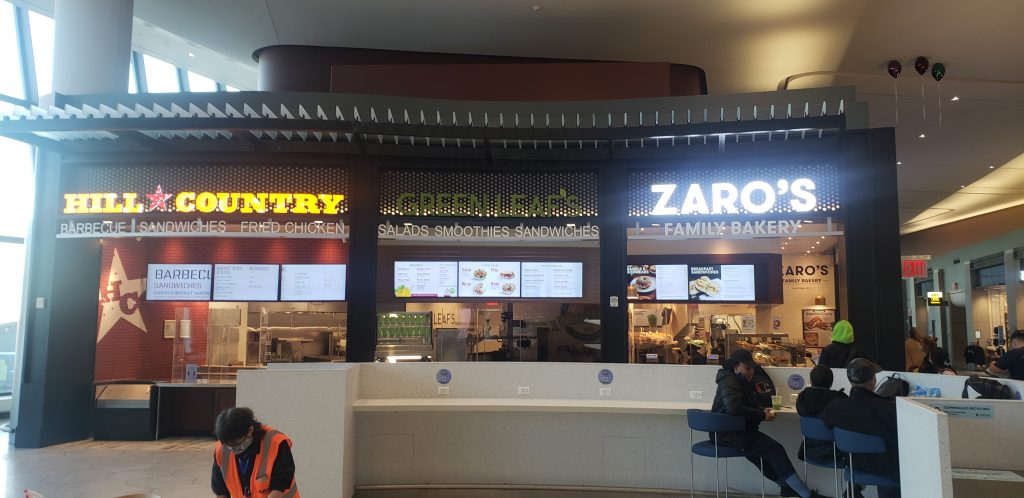 LaGuardia Airport New stores